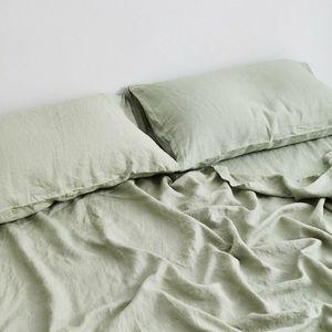 Linen King Size Duvet Cover